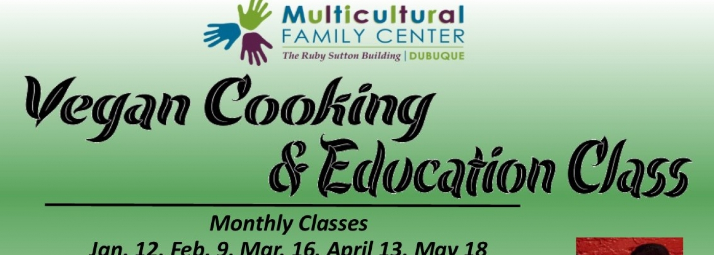 Vegan Cooking & Education Classes