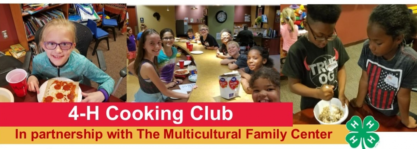 4-H Cooking Club